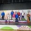 Аркадий Бояринцев получил бронзовую медаль