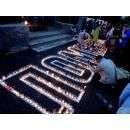 В этом году акцию перенесли к Вечному огню