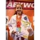 Мишунина Александра стала чемпионкой в дисциплине «туль»