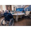 В Новосибирске обсудили проблему доступности такси для инвалидов