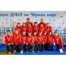 Команда бердчан показала красивый футбол