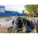 ОМОН задержал в Бердске подозреваемых в преступлении