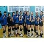 Женская волейбольная команда Искитимского района