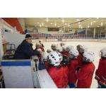 Бердский ХК «Кристалл-2008» обменялся победами с соперниками из Новосибирска