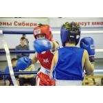 В Бердске проходит турнир по боксу на призы президента СК «Кристалл» Виктора Голубева