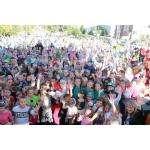 На зарядку с чемпионом в Бердске вышли около 3500 бердчан