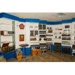Фото из музея «Вега» в Бердске