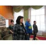 Марина Щербенева (на фото на переднем плане) являлась председателем БГОП прошлого созыва