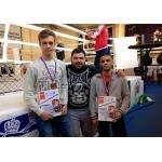 Бойцы КСЕ «Авангард» заняли призовые места в турнире в Новосибирске