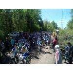 Велосипедисты Бердска завоевали 16 медалей в первом туре Кубка Новосибирской области по кросс-кантри