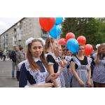 Последний звонок-2017: школы Бердска прощаются с выпускниками