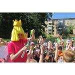 Детские площадки начали работать во дворах Бердска