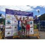 Аркадий Ерёмкин завоевал «серебро» на Кубке России по велоспорту шоссе