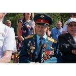Александру Яковлевичу Анцупову исполнилось 93 года
