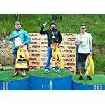 Андрей Смолянин получил золото  III этапа Кубка России по лыжероллерам