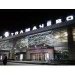 Новосибирский аэропорт «Толмачёво»