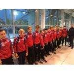 Юные бердские футболисты из команды «Кристалл» защищают честь Новосибирской области