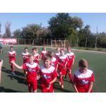 Команда «Кристалл» из ДЮСШ «Бердск» вышла в 1/4 финала кубка «Кожаный мяч» в младшей возрастной группе