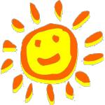 Будьте внимательны! Солнышко штормит