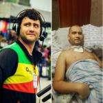 27-летний бывший телеоператор РБК и ГТРК Антон Ермоленко