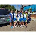 В третьем этапе Кубка России по велоспорту-шоссе бердчане  получили «серебро»