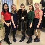 Норковую шубу выиграла бердчанка в конкурсе «Модель из нашего двора»