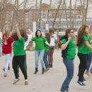 Акцию «Кислород» посвятили «Весенней неделе добра» в Бердске