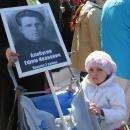В рядах Бессмертного полка в Бердске прошли тысячи человек