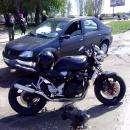 Таксист с беременной пассажиркой преследовал байкера в Бердске