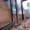 """Склад туалетной бумаги фабрики """"Сибинвестпром"""" сгорел в Бердске"""