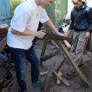 """Волонтёры """"Эволюция"""" помогают бердчанам"""