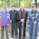 Команда из Бердска по городошному спорту завоевала «серебро» в сельских играх