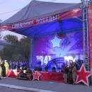 Праздничным салютом завершился День Победы в Бердске