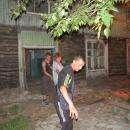 """Второй раз за сутки в Бердске горят ветхие бараки в """"Фергане"""""""