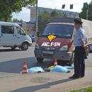 Грузовик насмерть задавил мальчика в Новосибирске