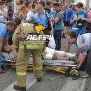 19-летний водитель «Мерседеса» насмерть задавил пешехода в Новосибирске