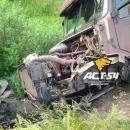 Погиб в аварии 4-месячный младенец из-за беспечности взрослых