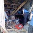 """В ГСК """"Семафор"""" вскрыли гараж соседа"""
