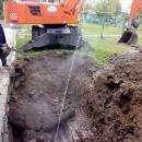 Из-за аварии отключена горячая вода в 8 домах, школе и детсаду в Бердске