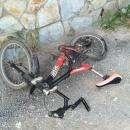 Подростка-велосипедиста ночью сбили в Искитиме