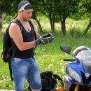 Байкеры из Бердска вступают в новосибирский байк-клуб «99 процентов»
