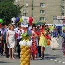 Городской выпускной бал состоялся в Бердске