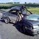 В столкновении с бензовозом под Искитимом погиб водитель  «Тойоты»