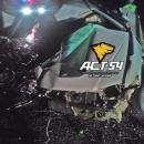 Водитель «Тойоты» из Бердска погиб в лобовом столкновении с «Мерседесом»