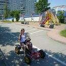ГИБДД  Бердска провела уроки безопасности для школьников
