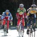 Бердские велогонщики