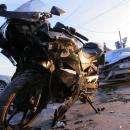 17-летний мотоциклист разбился в лобовом ДТП на перекрестке в Бердске