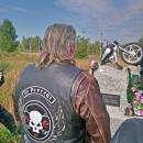 """Мотоклуб """"99 Percent""""  отметил мотопробегом день создания мотоцикла"""