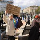 «Марш мира» прошел в Новосибирске с потасовками и задержаниями