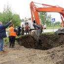 Ветхую трубу водоснабжения в Бердске прорвало за два дня до замены